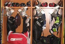 Hockey Stall