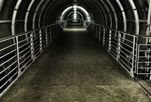 Мост / Ночной одинокий мост