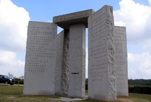 Monumentos y Esculturas  Enigmaticos