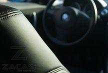 Video Seat-Styler ZACASi seatcovers / #seatcover #leather #ZACASi #seatstyler #design #BMW #AUDI #SKODA #SEAT #MERCEDES #