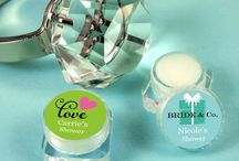Beauty Essential Favors / Lip Balms, Lotions, Compacts, and more!