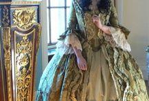 中世 ドレス