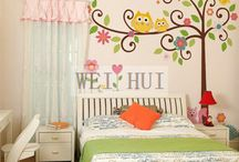 Kids Room Decoration Wall Vinyl Stickers Decals