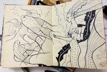 Julia Khoroshikh - Sketches