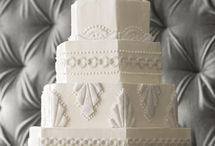 Art Deco - Wedding Cakes