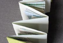 Paper art / kulisy, výrobky z papíru