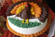 Cake - Thanksgiving
