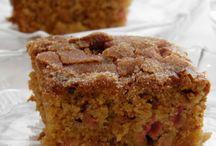 Grandmas rhubarb cake