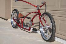Bad bikes.