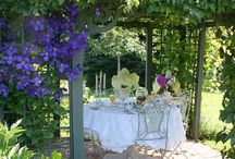 Shabby Chic Tablecloths / Terrific Shabby Chic Tablecloths For Wooden Dining Tables