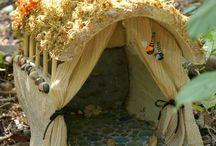 casas en miniatura