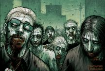 The Walking Dead  / by all about the cozy