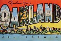 I Hella Heart Oakland! / by Wendy Brittain
