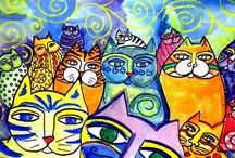 Artists- Laurel Burch