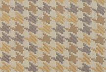 Houndstooth fabrics