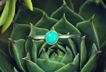 SilverSmith Jewelry / Handforged/Handmade Silver Jewelry - Rings/Earrings/Necklaces