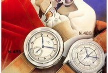 Vintage Watches Ads