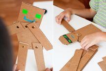 Creatief-karton