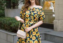 Korean Dress | Summer Dress