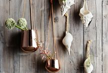 Copper Collection / Beautiful array of Copper and Ceramic pieces from Robert Gordon