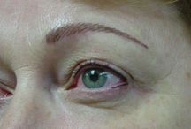 Permanent Eyebrows / FeatherStroke Permanent Eyebrows give a soft, subtle, natural look.
