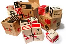 Package Design / by Michael Pinto