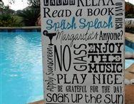 Pool fun! / by Francine Madrigal