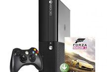 Console Xbox 360 500GB 1 Controle - Jogo Forza Horizon 2 - Microsoft