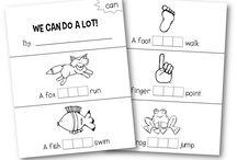 Kindergarten fun! / by Krissy Cuevas