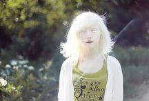 Coloured hair / Интересное окрашивание волос