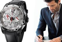 Chopard Superfast Chrono y Mark Webber para Only Watch