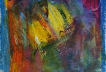 Abstract Art by Barbara Reale