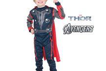 Disfraces de Los Vengadores / Disfraces de #LosVengadores #TheAvengers #TheAvengers2 #Marvel
