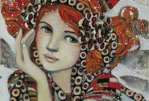 Delphine Cossais Artist / Painter