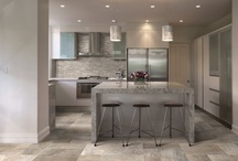 NATURAL STONE TILED LOOKS