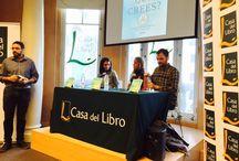 Presentación de '¿Y TÚ QUÉ CREES?' (Urano) de Eva Sandoval en Madrid / Fotos de la presentación de '¿Y tú qué crees? de Eva Sandoval  en Casa del Libro de Gran Vía de Madrid, el pasado 22 de mayo de 2015.