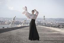 """Katakana"" / Ph. Antonio Meliadò Fashion Designer: Manuela Indaco Models: Dalila by Castdiva Models Management Mua/Hs: Giacomo Puglisi by G.P Image consultant"