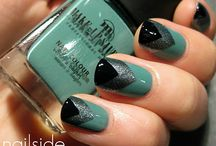 Nailsss / My current collection of OPI and nail ideas to try. / by Susannah Schnabel