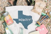 Texas Hill Country Wedding Ideas / Wedding ideas for those who are inspired by country style ceremonies followed by dinner and dancing under big, bright Texas stars.