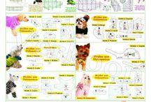 Dog clothes patterns printable