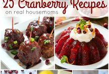cranberry's ......