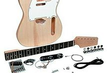 DIY and BYO Guitar project ideas
