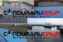 izolatii, hidroizolatii / CONDURARU GRUP SRL, realizeaza punerea in opera a hidroizolatiilor cu personal specializat si calificat in aplicarea de hidroizolatii terase, hidroizolatii fundatii sau lucrari de reabilitari terase si acoperisuri existente Telefon: 0756.724.104 / 0721.724.104 / 0727.702.257 E-mail: office@conduraru-grup.ro  Site: www.condurarugrup.ro ; www.conduraru-grup.ro