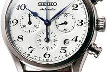 Seiko / Seiko mechanical watches