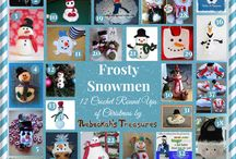 Christmas DYI / DYI, Christmas Crochet, Patterns and Fun!