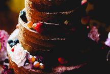 Bolos de casamento / Inspiração e ideias de bolos para casamento.