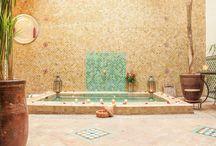 Moroccan Pools