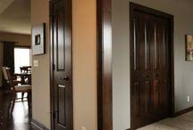 New HOME Doors + Floors