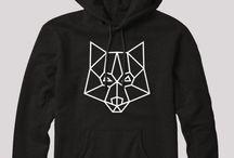Streetwear designer hoodies