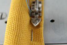 sewing canvas idea